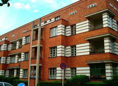Bauhaus Architecture in Berlin