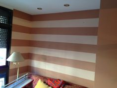 Alisado y Pintado de pared (DESPUÉS) Stairs, Home Decor, Blue Prints, Stairway, Decoration Home, Room Decor, Staircases, Home Interior Design