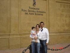 El sueño de Papi la Real escuela andaluza del arte ecuestre  Española en Jerez de la Frontera