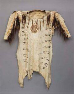 Shirt Sioux?Crow?