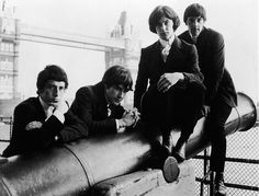 """The Kinks circa 1967 Image via The Rock & Roll Hall of Fame """"I take sugar with tea You take milk, if you please."""" ~The Kinks Tea was introduced … The Animals, Regina Spektor, The Killers, Rock And Roll Songs, Rock N Roll, Leonard Cohen, Eddie Vedder, Chris Cornell, Jack White"""