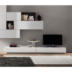 Base con cestone per soggiorno Matrix 524€ 2tirroir 20x180cm