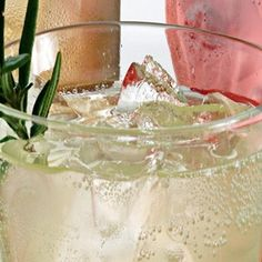 Pineapple-Rosemary-Ginger Soda http://www.womenshealthmag.com/food/healthy-homemade-soda?slide=2