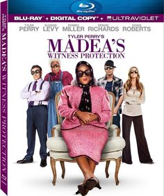 Own It Now (Click On The Image) - Madea's Witness Protection (2012)
