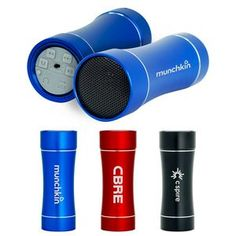 Concave Bluetooth Speaker Tech giveaways are trending. Think about speakers for your next event favor. Great take away from a corporate event as well as a personal event.