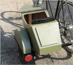Build a Bicycle Sidecar: 6 Steps (with Pictures)