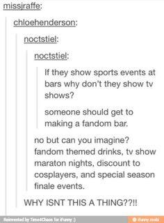 Fandom bars