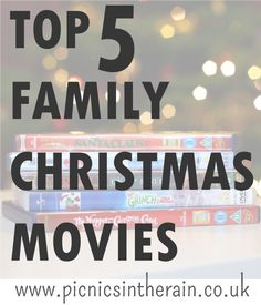 Top five family christmas movies, including Elf, The Santa Clause and Miracle on Street Family Christmas Movies, Christmas Carol, Toddler Learning Activities, Toddler Preschool, Mara Wilson, Richard Attenborough, Miracle On 34th Street, Cotton Headed Ninny Muggins, Santa Clause