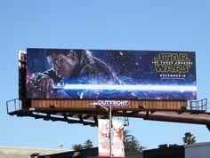 Star Wars: The Force Awakens Finn billboard