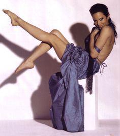 Tia Texada's Feet << wikiFeet