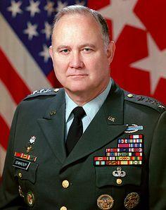 "Norman Schwarzkopf ""Stormin' Norman"". Persian Gulf War"