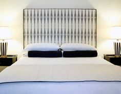 for those who like optical illusions... in the bedroom