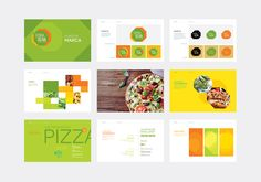 Pizzaria Donna Oliva | Brand Guidelines