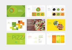 Pizzaria Donna Oliva | Brand Guidelines