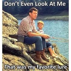 *Throws child in to get it* #fishing #fishingofinstagram #hooked