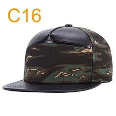 d7bb9803162 Camouflage Bone Snapback Ladies Gorras Hiphop Baseball Cap Summer Casual  Como Casquette Flat Hat For Women Men 2017 Brand Caps
