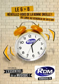 Campagne RDM Radio 2014 - Le 6>8