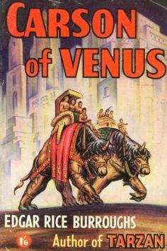 Carson of Venus by Edgar Rice Burroughs