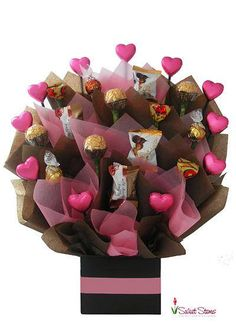 Sweets For My Sweet Chocolate Bouquet