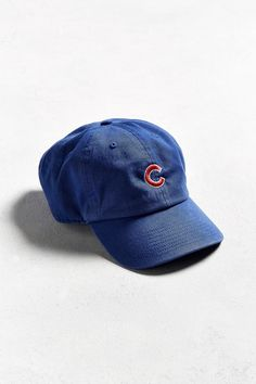 5f9a94f7577  47 Brand Chicago Micro Logo Baseball Hat
