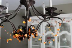 Cute Decorating Ideas - Candy Corn