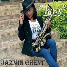 Boss es el disco de presentación de Jazmin Ghent
