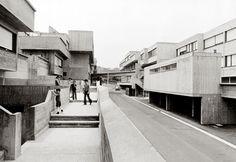 giorgio casali - fronte-strada (1974), villaggio matteotti
