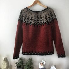 different hand knitting styles - Knitting Techniques Fair Isle Knitting, Hand Knitting, Knitting Patterns, Christmas Knitting, Christmas Sweaters, Icelandic Sweaters, Pulls, Diy Fashion, Knit Crochet