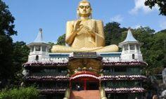 Dambulla - Temple