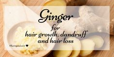 ginger for hair