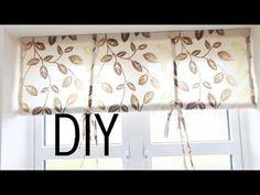Jak uszyć roletę do okna - Domowe DIY