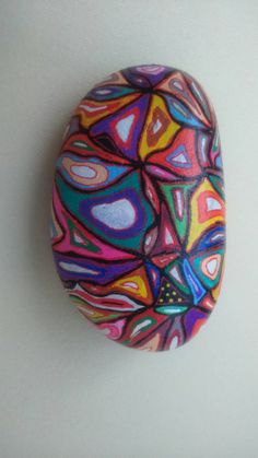 Painted rock communications by BiRopintora on Etsy