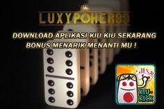 Bonus saat bermain domino kiu kiu indonesia terpercaya tentunya sangat menguntungkan para pemainnya,dapatkan segera bonus saat main domino kiu kiu online.