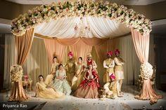 Dekoration Hochzeit – Wonderful indian wedding portrait Wonderful indian wedding portrait Source by quvympushpushy Desi Wedding Decor, Wedding Hall Decorations, Wedding Mandap, Wedding Ideas, Diy Wedding, Wedding Receptions, Wedding Dresses, Dream Wedding, Wedding Inspiration