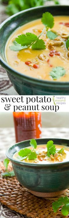 Blog post at Healthy Seasonal Recipes : This Sweet Potato and Peanut Soup is one of the Best of Healthy Seasonal Recipes. It is naturally gluten-free and vegan. There are times in[..]
