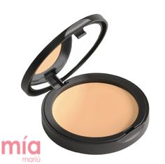 Mia Mariu Perfecting Finish Mineral Cream Foundation Vanilla  www.miamariu.com