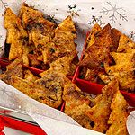 Olive and Parmesan Crackers recipe - Canadian Living