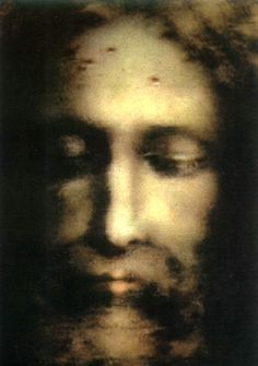 artistic rendering of the shroud of turin