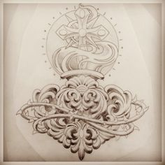 sacred hearttattoos | Here are some of the crews' latest Tattoo Sketches and Tattoo Photos ...