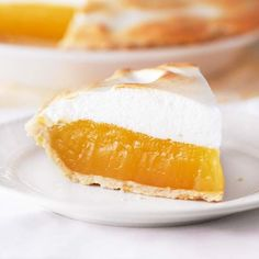 We think this tangy Lemon Meringue Pie is perfect for spring baking! See more of our all-time favorite pie recipes: http://www.bhg.com/recipes/desserts/pies/best-pie-recipes/?socsrc=bhgpin042413lemonmeringue=16