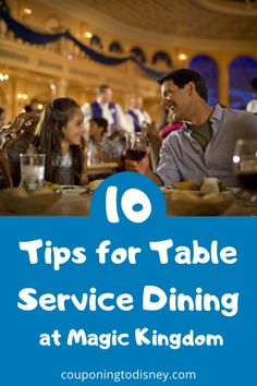 10 Tips for Table Service Dining at Magic Kingdom Disney World Vacation Planning, Walt Disney World Vacations, Cruise Vacation, Disney Cruise, Disney World Magic Kingdom, Getting Up Early, Disney World Tips And Tricks, Lady And The Tramp, Best Location