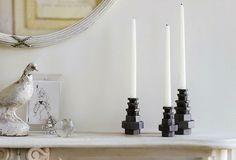industrial candlesticks