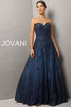 Jovani 3677.  Bought this yesterday for my daughters wedding.  Love it!