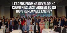 """Reassured optimism trumped US leadership worries at COP22  """"Carbon finance is still a key funding mechanism for many low-carbon projects, and there was no shortage of opportunities at COP22. Perhaps the best example was the Climate Vulnerable Forum (CVF), a group of 47 climate-vulnerable countries who at COP22 committed to 100% renewable energy """"as soon as possible""""."""" 