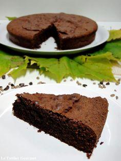 La reine de Saba, le parfait gâteau au chocolat !
