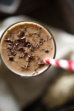 Wake Me Up Coffee Smoothie