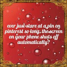 Pinterest junkie