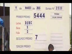 Resultados Loteria nacional de Panama miercoles 11 de Marzo 2015