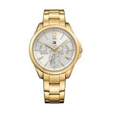 5a1d5a47499 TOMMY HILFIGER MULTI-EYE BRACELET WATCH - SILVER   WHITE.  tommyhilfiger    Relógios