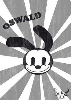 Oswald The lucky Rabbit Fanart | Flickr - Photo Sharing!